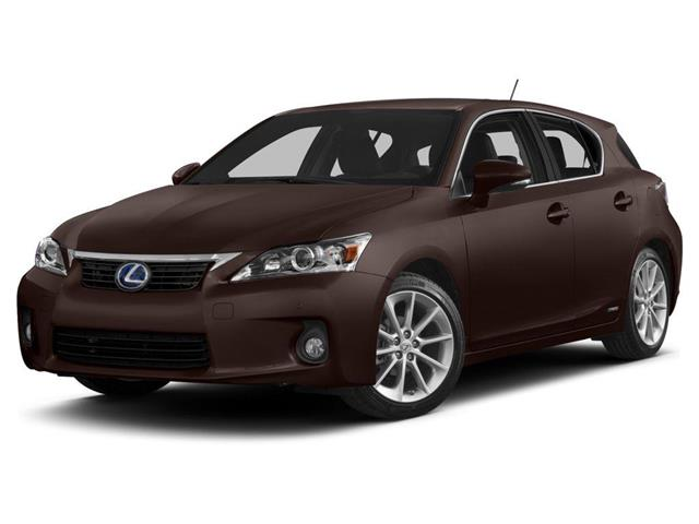 2012 Lexus CT 200h Base (Stk: 200466A) in Calgary - Image 1 of 8