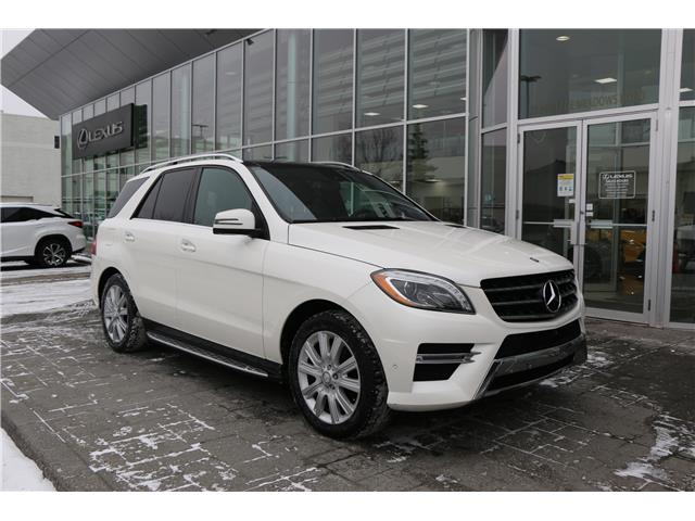2014 Mercedes-Benz M-Class Base (Stk: 200590A) in Calgary - Image 1 of 26