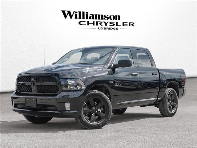 2020 RAM 1500 Classic ST (Stk: 3399) in Uxbridge - Image 1 of 22