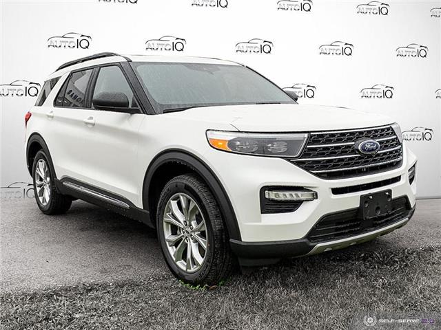 2021 Ford Explorer XLT (Stk: A34529) in St. Thomas - Image 1 of 26