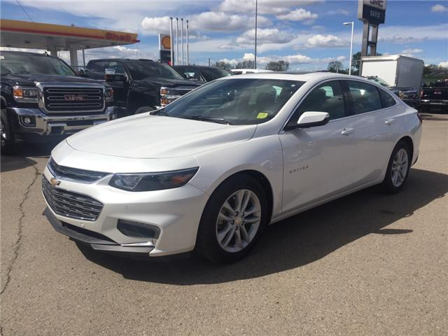 2017 Chevrolet Malibu Base (Stk: 150381) in AIRDRIE - Image 1 of 25
