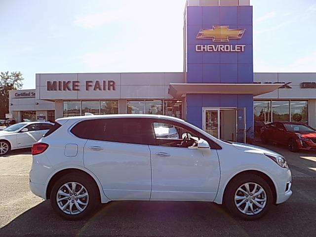 2020 Buick Envision Preferred (Stk: 20335) in Smiths Falls - Image 1 of 18
