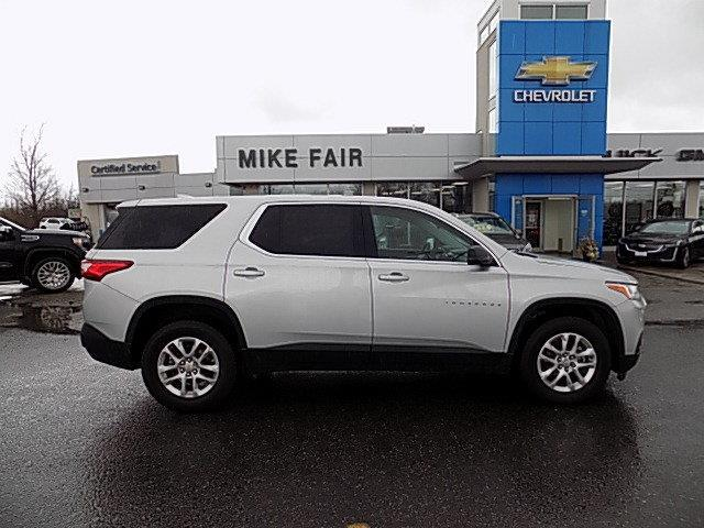 2019 Chevrolet Traverse LS (Stk: 20010A) in Smiths Falls - Image 1 of 20