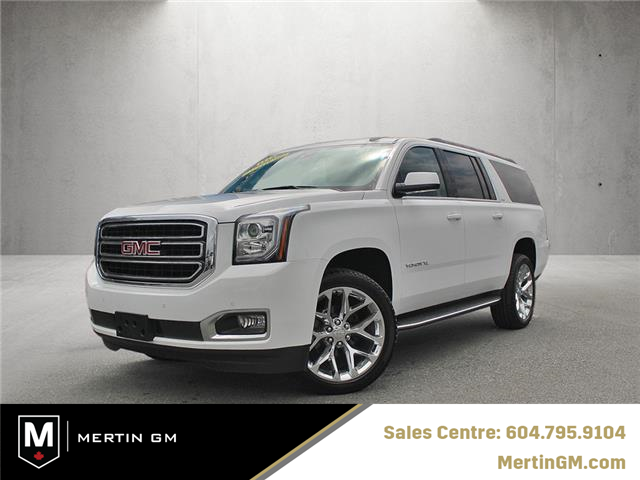 2020 GMC Yukon XL SLT (Stk: 208-7313R) in Chilliwack - Image 1 of 10