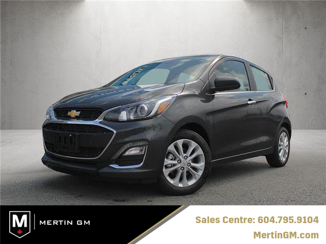 2020 Chevrolet Spark 2LT CVT (Stk: 201-8897R) in Chilliwack - Image 1 of 10