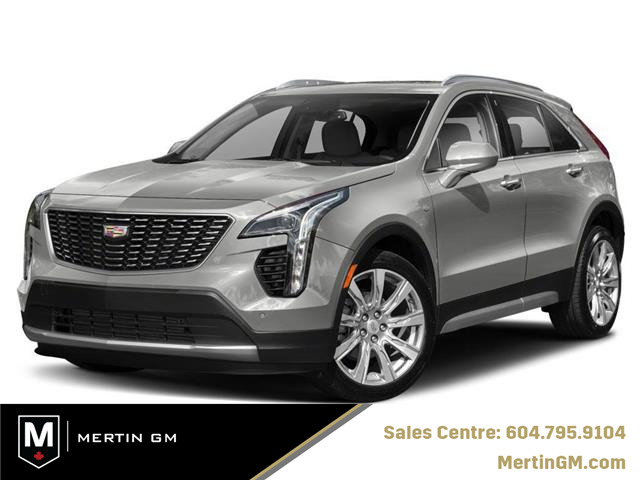 2020 Cadillac XT4 Luxury (Stk: 206-9954) in Chilliwack - Image 1 of 1