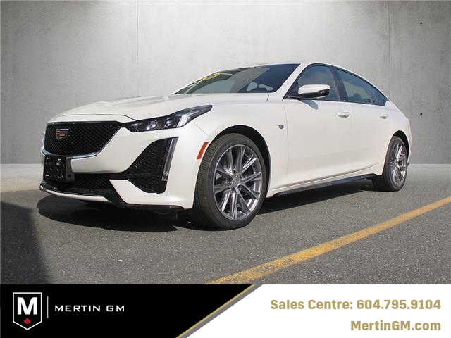 2020 Cadillac CT5 Sport (Stk: 206-4812) in Chilliwack - Image 1 of 16