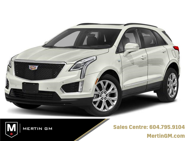 2020 Cadillac XT5 Sport (Stk: 209-2286) in Chilliwack - Image 1 of 1