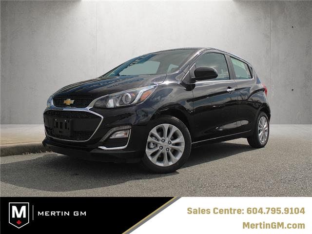 2020 Chevrolet Spark 2LT CVT (Stk: 201-8683R) in Chilliwack - Image 1 of 10
