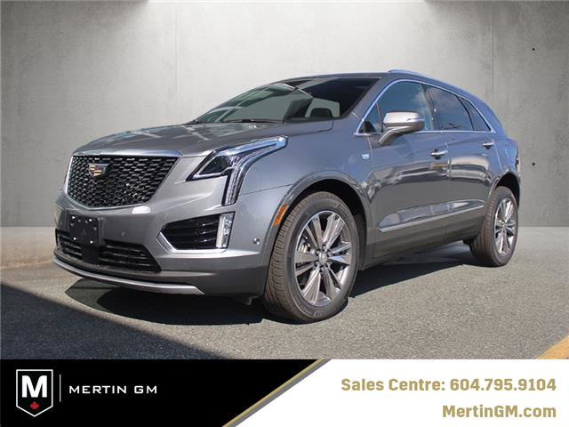 2020 Cadillac XT5 Premium Luxury (Stk: 206-7488) in Chilliwack - Image 1 of 16