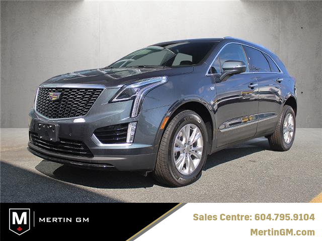 2020 Cadillac XT5 Luxury (Stk: 206-7368) in Chilliwack - Image 1 of 16