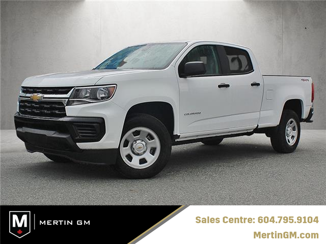 2021 Chevrolet Colorado WT (Stk: 217-7531) in Chilliwack - Image 1 of 7