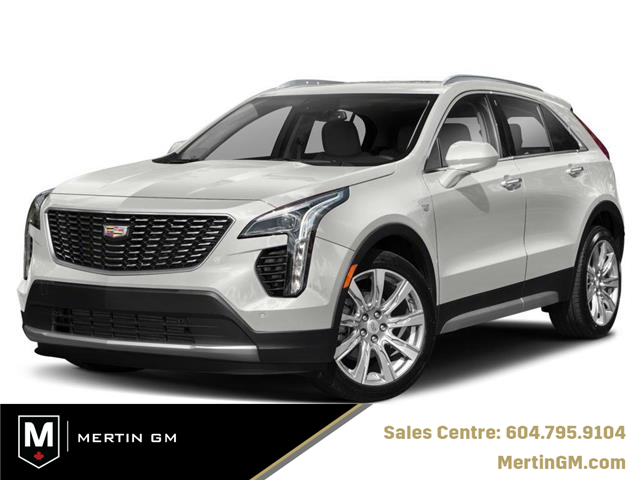 2021 Cadillac XT4 Sport (Stk: 216-0277) in Chilliwack - Image 1 of 9