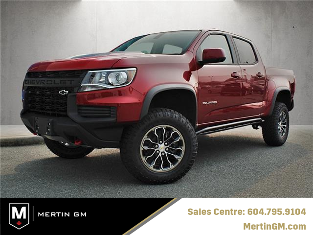 2021 Chevrolet Colorado ZR2 (Stk: 217-3989) in Chilliwack - Image 1 of 10