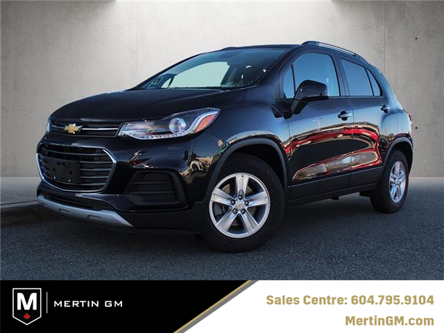 2021 Chevrolet Trax LT (Stk: 212-2171) in Chilliwack - Image 1 of 10