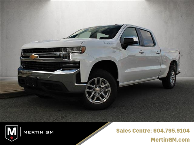 2021 Chevrolet Silverado 1500 LT (Stk: 218-2807) in Chilliwack - Image 1 of 10