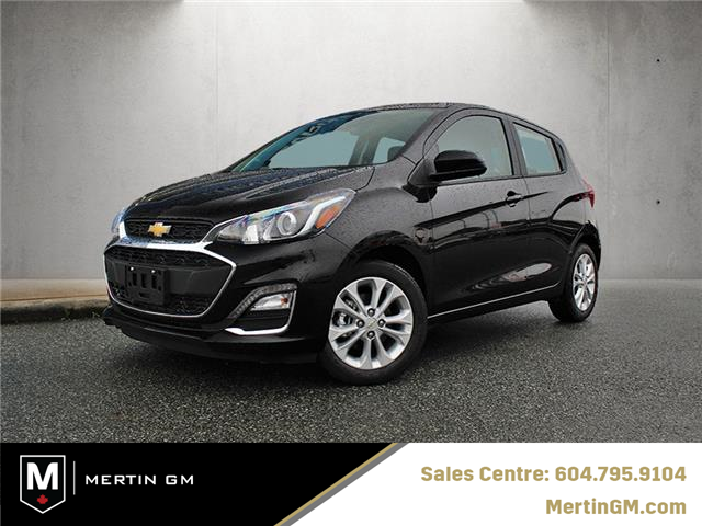 2021 Chevrolet Spark 1LT CVT (Stk: 211-6372) in Chilliwack - Image 1 of 10