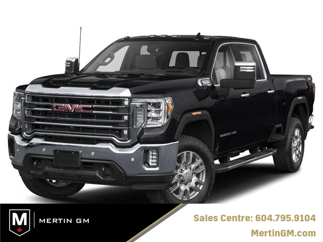 2021 GMC Sierra 3500HD AT4 (Stk: 218-7070) in Chilliwack - Image 1 of 8