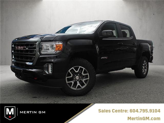 2021 GMC Canyon AT4 (Stk: 217-8680) in Chilliwack - Image 1 of 10