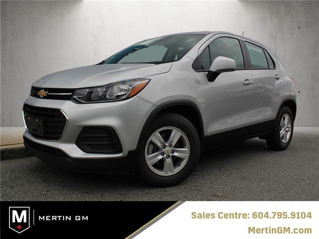 2021 Chevrolet Trax LS (Stk: 212-9792) in Chilliwack - Image 1 of 10