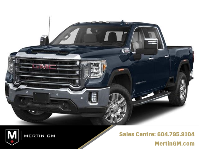 2021 GMC Sierra 3500HD AT4 (Stk: 218-7165) in Chilliwack - Image 1 of 1
