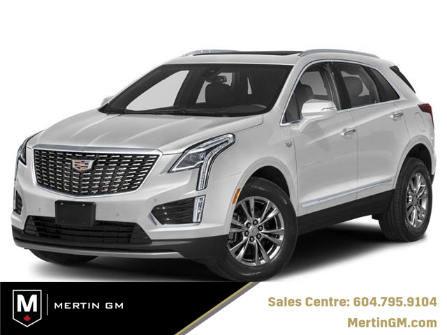 2021 Cadillac XT5 Premium Luxury (Stk: 216-9972) in Chilliwack - Image 1 of 1