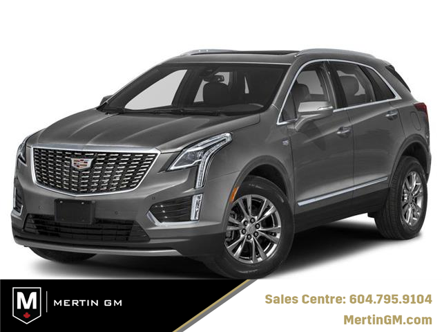 2021 Cadillac XT5 Premium Luxury (Stk: 216-0394) in Chilliwack - Image 1 of 1