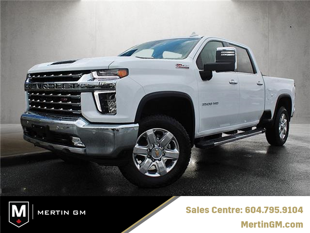 2021 Chevrolet Silverado 3500HD LTZ (Stk: 218-8929) in Chilliwack - Image 1 of 10