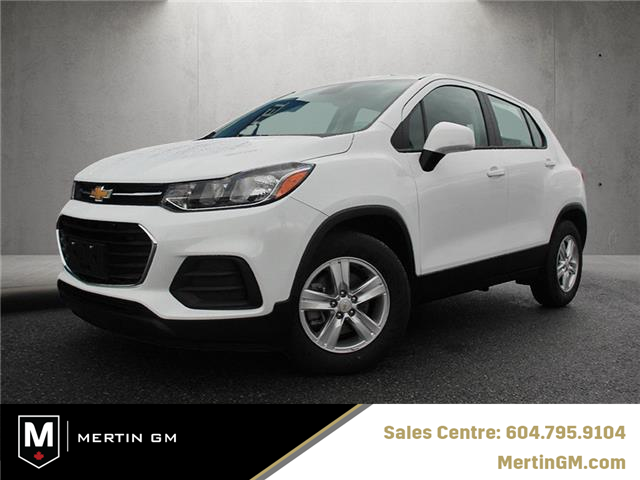 2021 Chevrolet Trax LS (Stk: 212-1294) in Chilliwack - Image 1 of 10