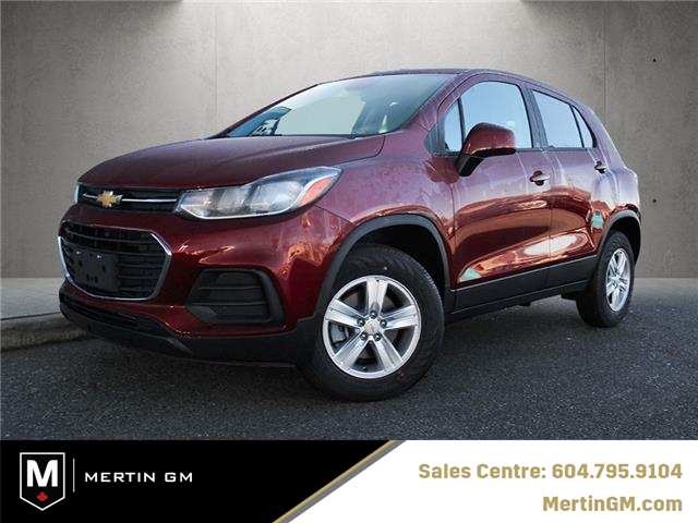 2021 Chevrolet Trax LS (Stk: 212-8202) in Chilliwack - Image 1 of 10