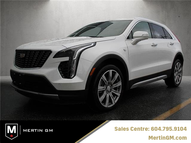 2021 Cadillac XT4 Premium Luxury (Stk: 216-0661) in Chilliwack - Image 1 of 16