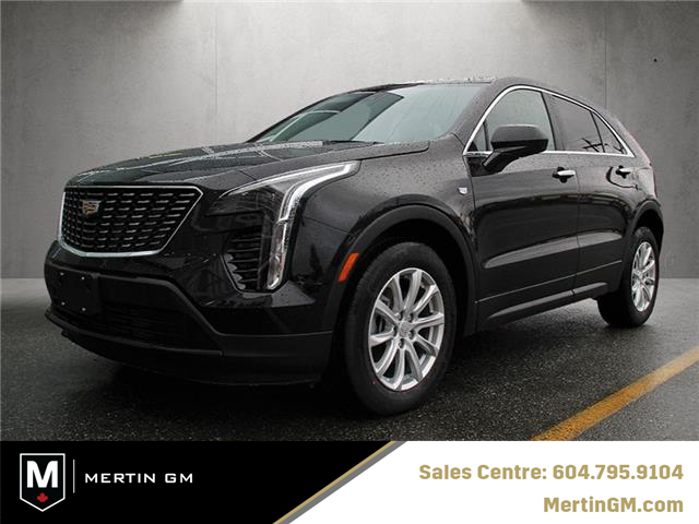 2021 Cadillac XT4 Luxury (Stk: 216-2561) in Chilliwack - Image 1 of 16