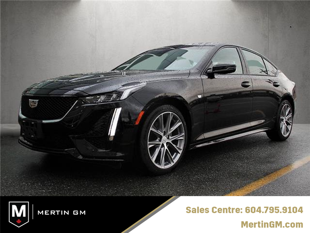 2021 Cadillac CT5 Sport (Stk: 216-7043) in Chilliwack - Image 1 of 15