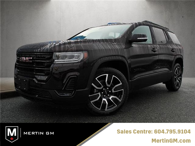 2021 GMC Acadia SLE (Stk: 218-6712) in Chilliwack - Image 1 of 10