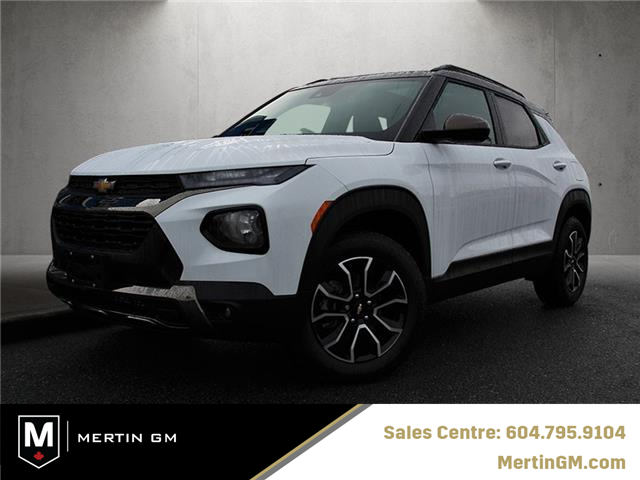 2021 Chevrolet TrailBlazer ACTIV (Stk: 212-7959) in Chilliwack - Image 1 of 10