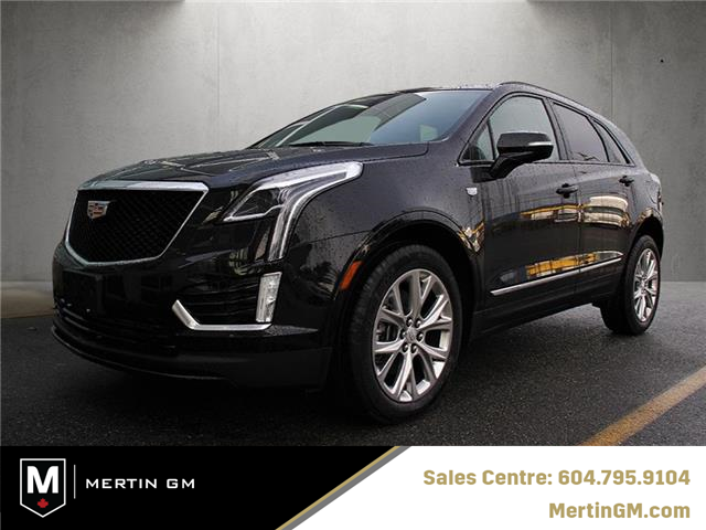 2021 Cadillac XT5 Sport (Stk: 216-6243) in Chilliwack - Image 1 of 16