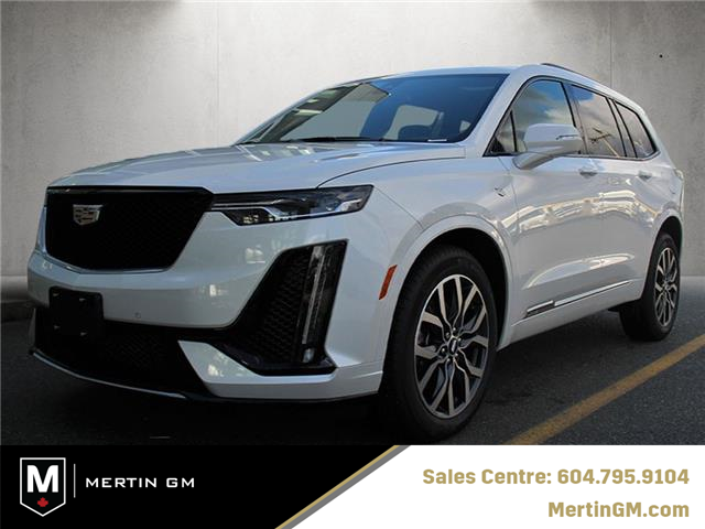 2021 Cadillac XT6 Sport (Stk: 216-7519) in Chilliwack - Image 1 of 16