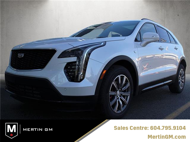 2021 Cadillac XT4 Sport (Stk: 219-1826) in Chilliwack - Image 1 of 16