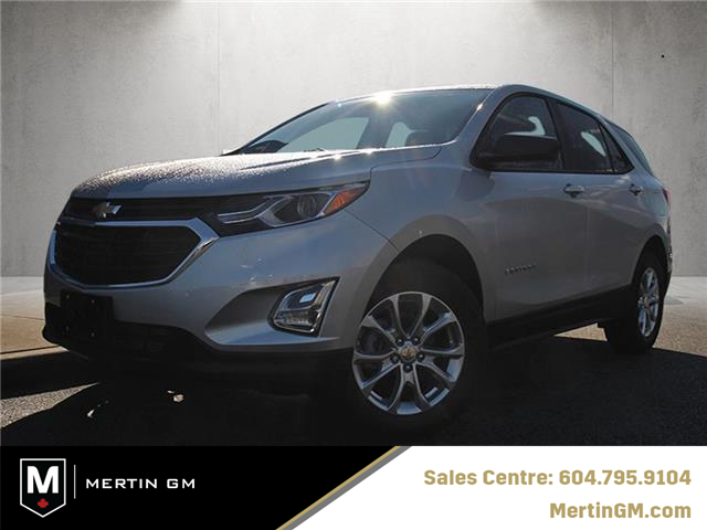 2021 Chevrolet Equinox LS (Stk: 217-8567) in Chilliwack - Image 1 of 10
