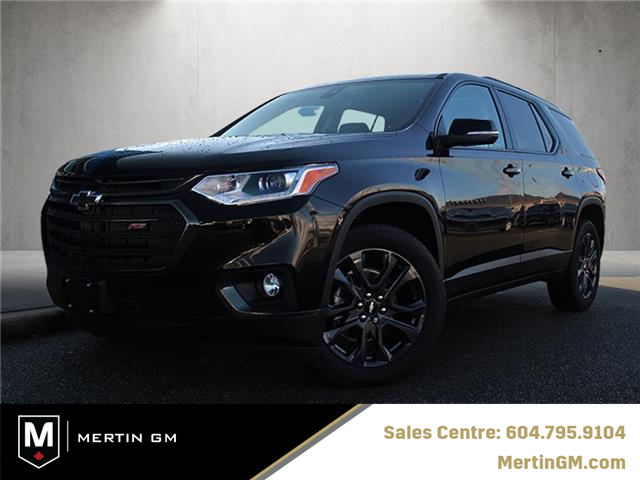 2021 Chevrolet Traverse RS (Stk: 218-4528) in Chilliwack - Image 1 of 10