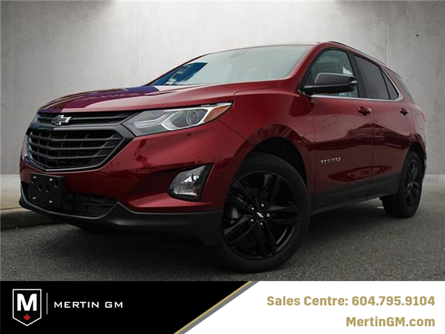 2021 Chevrolet Equinox LT (Stk: 217-0219) in Chilliwack - Image 1 of 10