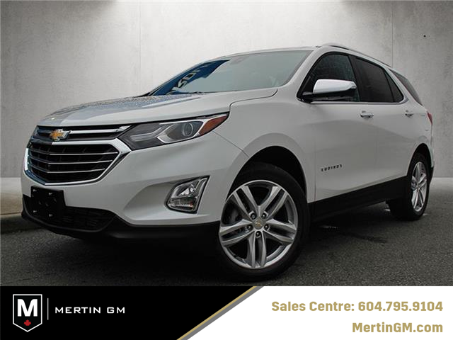 2021 Chevrolet Equinox Premier (Stk: 217-0903) in Chilliwack - Image 1 of 10