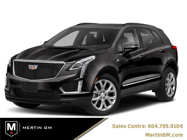 2020 Cadillac XT5 Sport (Stk: 209-9081) in Chilliwack - Image 1 of 9
