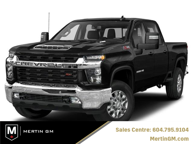 2021 Chevrolet Silverado 3500HD High Country (Stk: 218-8582) in Chilliwack - Image 1 of 1