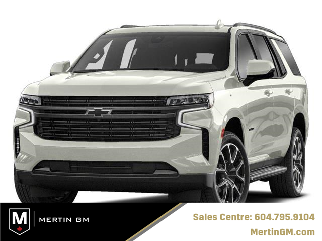 2021 Chevrolet Tahoe RST (Stk: 218-9177) in Chilliwack - Image 1 of 1