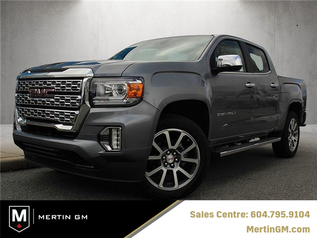 2021 GMC Canyon Denali (Stk: 219-3318) in Chilliwack - Image 1 of 10