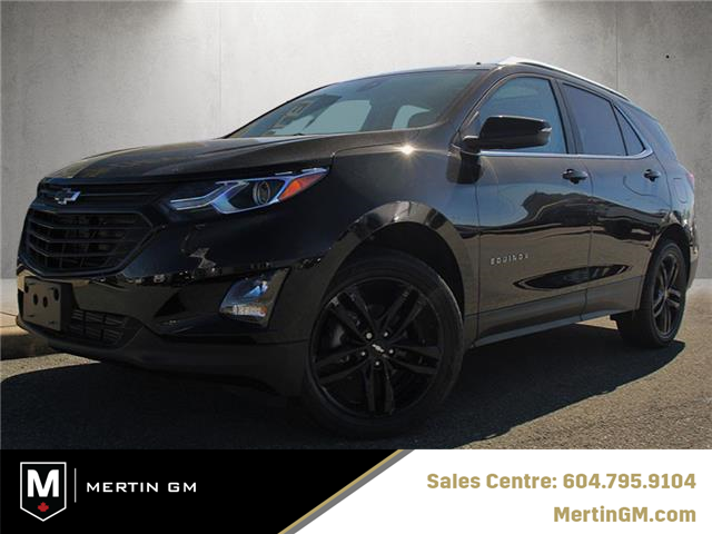 2021 Chevrolet Equinox LT (Stk: 217-1835) in Chilliwack - Image 1 of 10