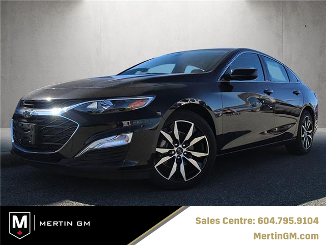 2021 Chevrolet Malibu RS (Stk: 212-9691) in Chilliwack - Image 1 of 10