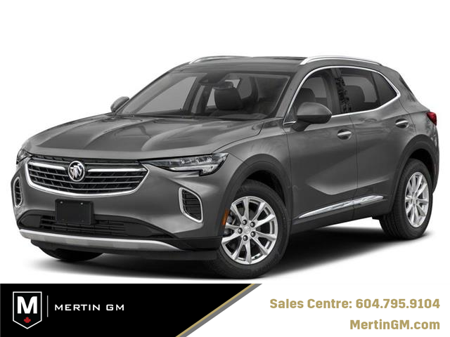 2021 Buick Envision Essence (Stk: 212-7137) in Chilliwack - Image 1 of 9