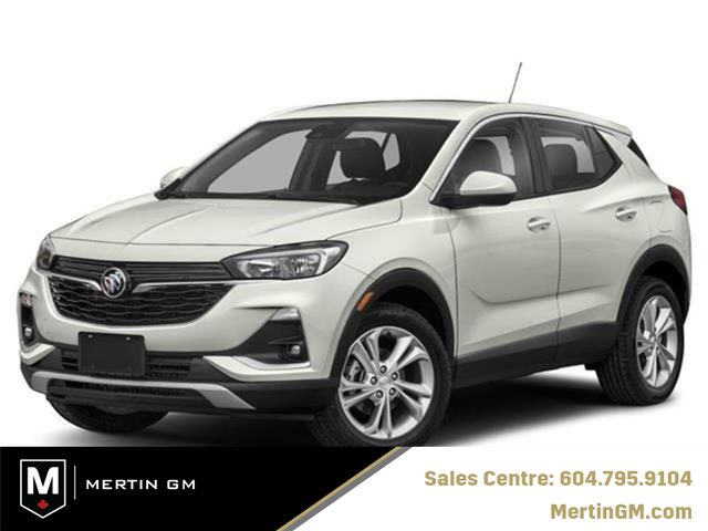 2022 Buick Encore GX Select (Stk: 222-0687) in Chilliwack - Image 1 of 9